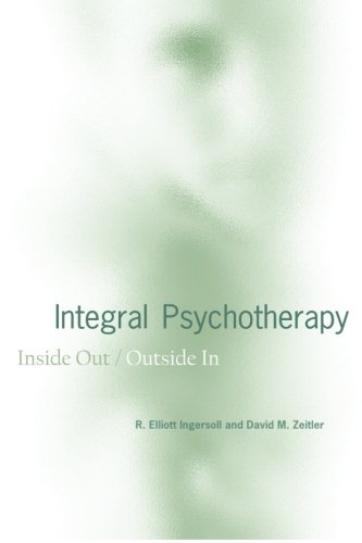 9781438433523: Integral Psychotherapy: Inside Out/Outside In (SUNY series in Integral Theory)