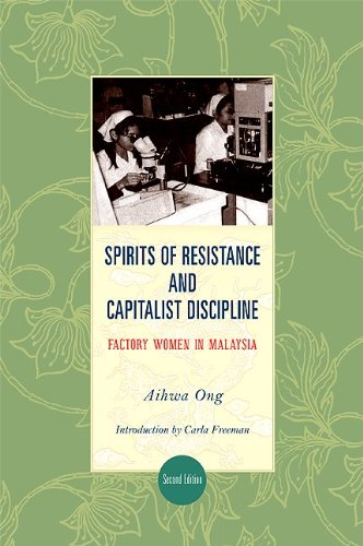 9781438433547: Spirits of Resistance and Capitalist Discipline: Factory Women in Malaysia (Suny Series in the Anthropology of Work)