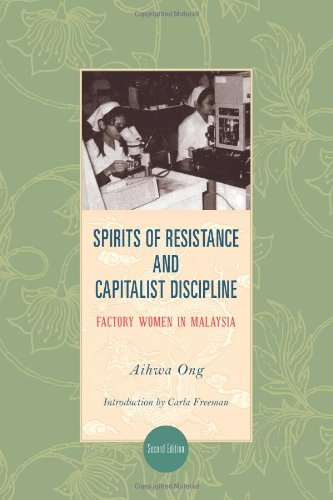 9781438433554: Spirits of Resistance and Capitalist Discipline: Factory Women in Malaysia (Suny Series in the Anthropology of Work)