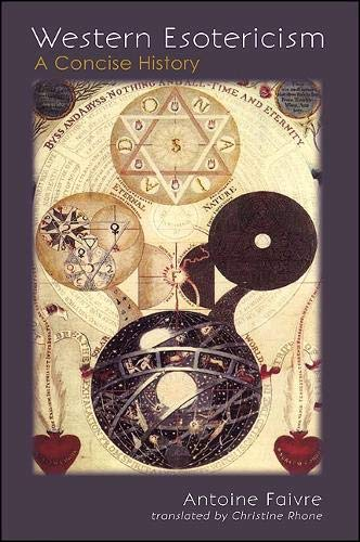 9781438433783: Western Esotericism: A Concise History (SUNY Series in Western Esoteric Traditions)