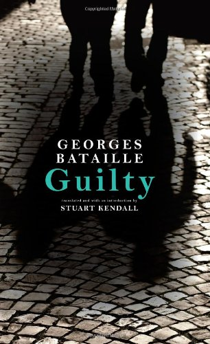 9781438434612: Guilty: Le Coupable (Suny Series in Contemporary French Thought)