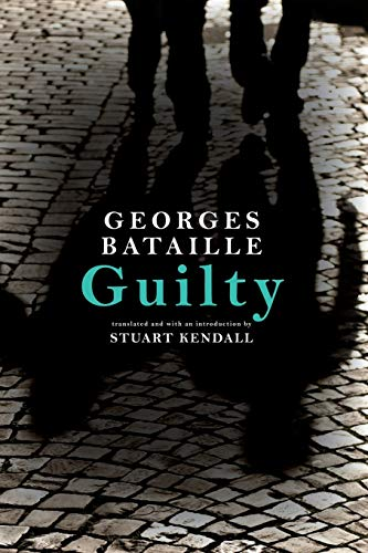 9781438434629: Guilty (SUNY series in Contemporary French Thought)