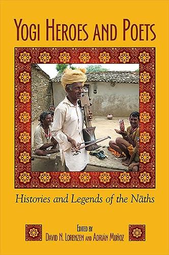 9781438438900: Yogi Heroes and Poets