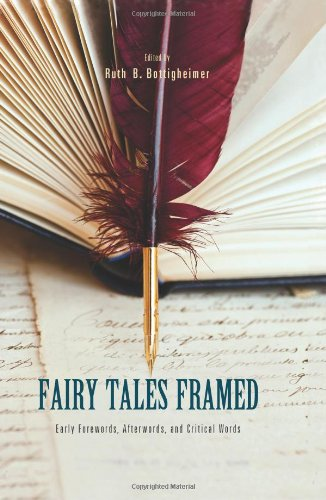9781438442211: Fairy Tales Framed: Early Forewords, Afterwords, and Critical Words