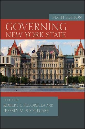9781438444734: Governing New York State, Sixth Edition
