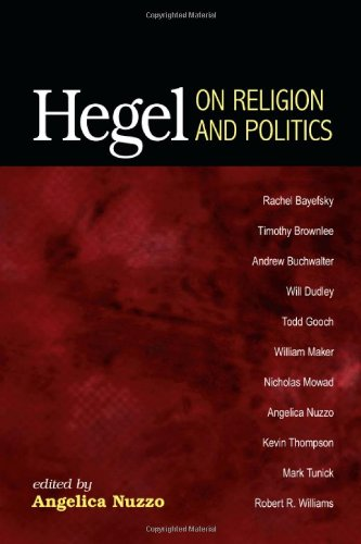 Hegel on Religion and Politics (Hardback)