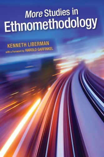 9781438446189: More Studies in Ethnomethodology (SUNY series in the Philosophy of the Social Sciences)