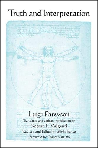 Truth and Interpretation: Pareyson, Luigi