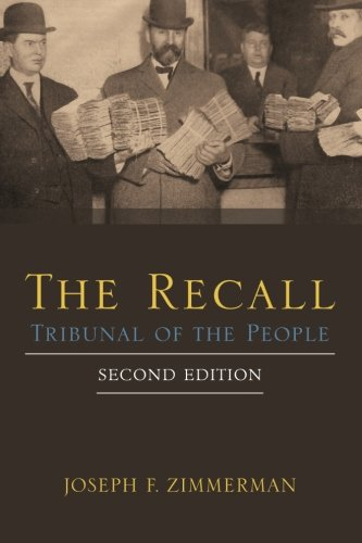 9781438449265: The Recall, Second Edition: Tribunal of the People
