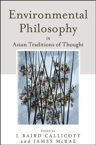 9781438452012: Environmental Philosophy in Asian Traditions of Thought
