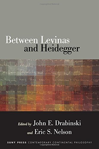 9781438452579: Between Levinas and Heidegger (SUNY Series in Contemporary Continental Philosophy)