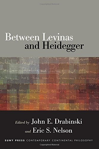 9781438452586: Between Levinas and Heidegger (SUNY series in Contemporary Continental Philosophy)
