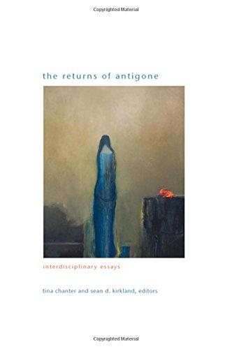 9781438452937: The Returns of Antigone: Interdisciplinary Essays (Suny Series in Gender Theory)