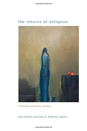 9781438452944: The Returns of Antigone: Interdisciplinary Essays (SUNY series in Gender Theory)