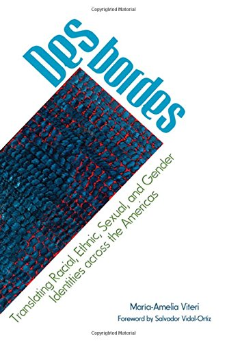 9781438453354: Desbordes: Translating Racial, Ethnic, Sexual, and Gender Identities Across the Americas (Suny Series, Genders in the Global South)