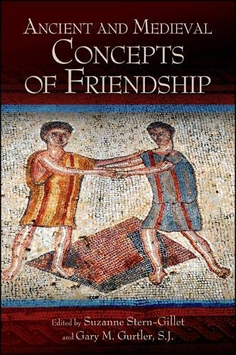 9781438453644: Ancient and Medieval Concepts of Friendship (SUNY series in Ancient Greek Philosophy)