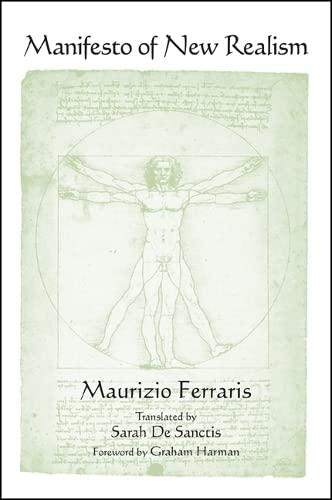 9781438453774: Manifesto of New Realism (SUNY Series in Contemporary Italian Philosophy)