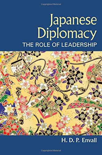 9781438454979: Japanese Diplomacy: The Role of Leadership (Suny Series, James N. Rosenau Series in Global Politics)