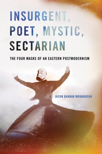 9781438456102: Insurgent, Poet, Mystic, Sectarian: The Four Masks of an Eastern Postmodernism (SUNY series in Global Modernity)