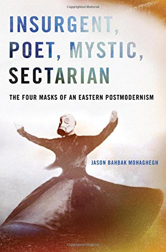9781438456119: Insurgent, Poet, Mystic, Sectarian: The Four Masks of an Eastern Postmodernism (SUNY Series in Global Modernity)