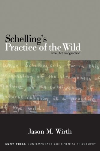 9781438456782: Schelling's Practice of the Wild: Time, Art, Imagination (SUNY series in Contemporary Continental Philosophy)