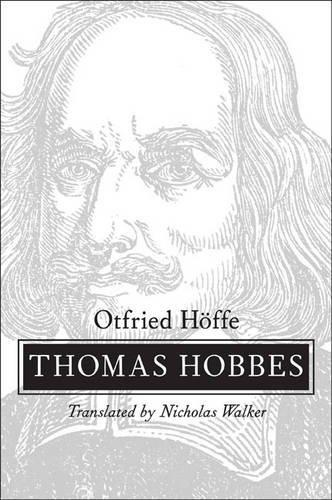 Thomas Hobbes (Hardback): Otfried Höffe