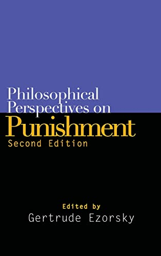 9781438458557: Philosophical Perspectives on Punishment, Second Edition
