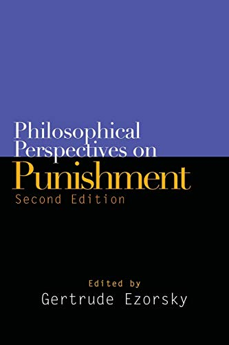 9781438458564: Philosophical Perspectives on Punishment, Second Edition