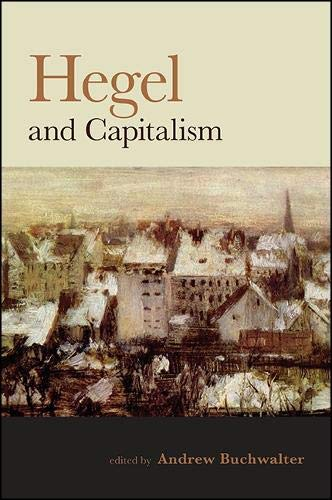 Hegel and Capitalism (Paperback)
