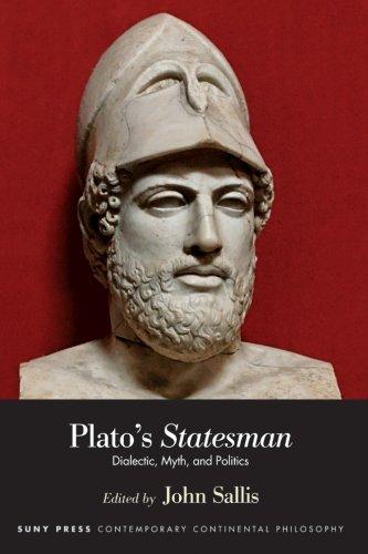Plato's Statesman: John Sallis (editor)