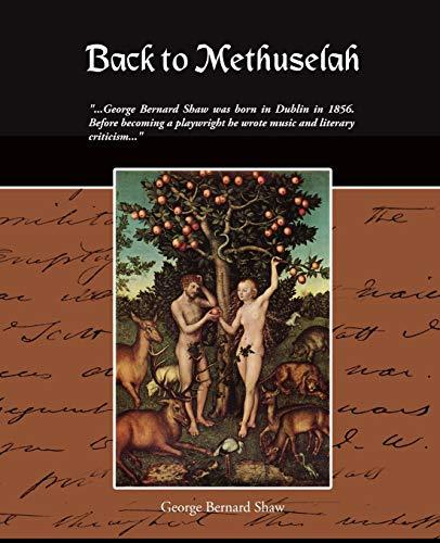 9781438500850: Back to Methuselah