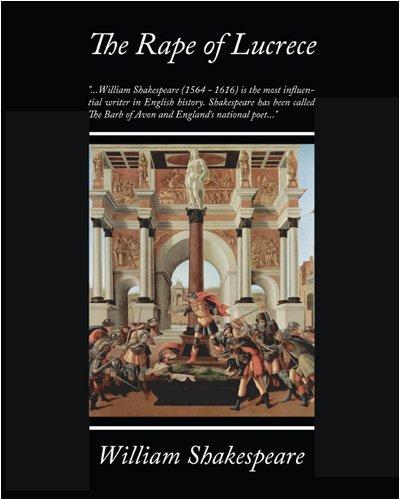 9781438501093: The Rape of Lucrece