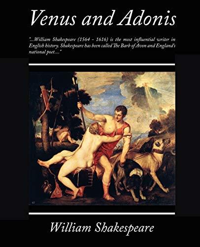 9781438501208: Venus and Adonis