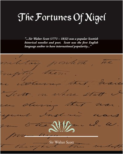 9781438501574: The Fortunes Of Nigel
