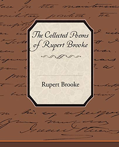 9781438506272: The Collected Poems of Rupert Brooke