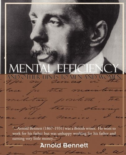 9781438507521: Mental Efficiency And Other Hints to Men and Women