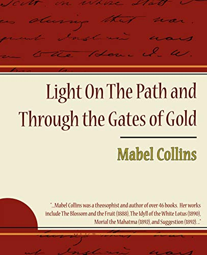 9781438508085: Light on the Path and Through the Gates of Gold