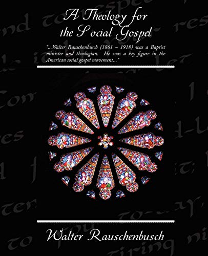 9781438508849: A Theology for the Social Gospel