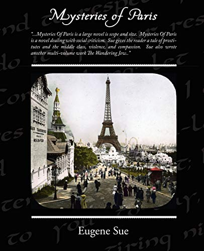9781438509532: Mysteries Of Paris