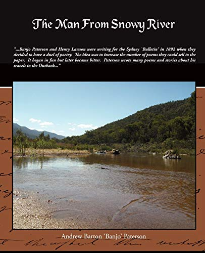 The Man From Snowy River (9781438509938) by Barton 'Banjo' Paterson, Andrew