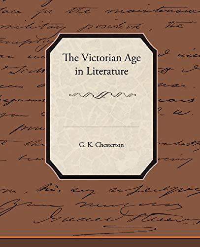 9781438512587: The Victorian Age in Literature