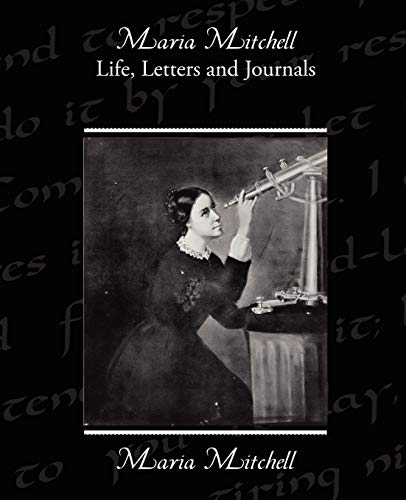 9781438513423: Maria Mitchell Life Letters and Journals