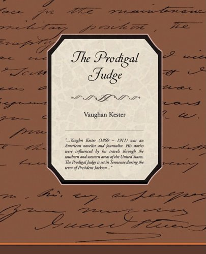 9781438513706: The Prodigal Judge