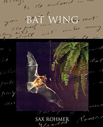 9781438514185: Bat Wing
