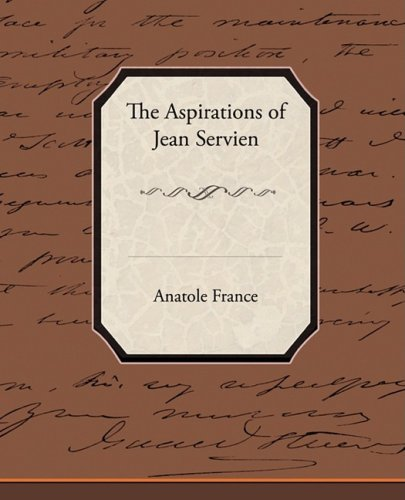 9781438515427: The Aspirations of Jean Servien