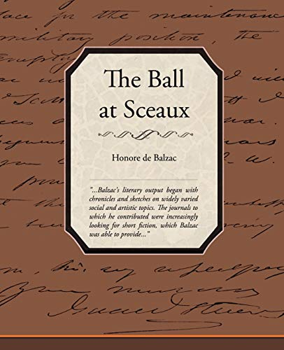 9781438515915: The Ball at Sceaux