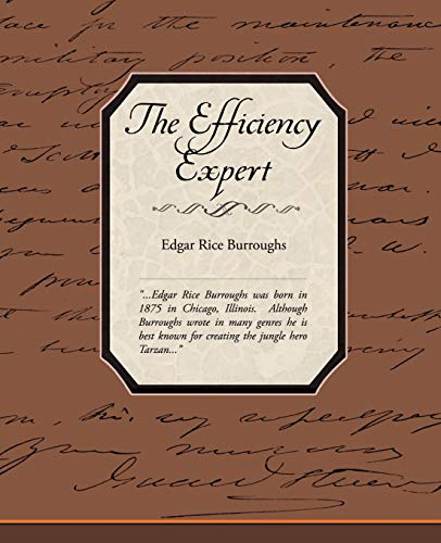 9781438518947: The Efficiency Expert