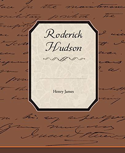 9781438520575: Roderick Hudson