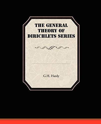 9781438520667: The General Theory Of Dirichlets Series