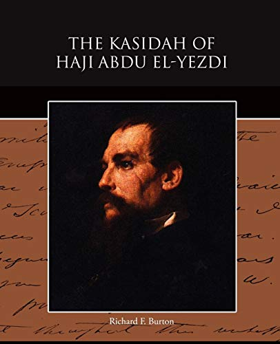 9781438522593: The Kasidah of Haji Abdu El-Yezdi